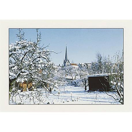 Krehlaberg mit Christuskirche